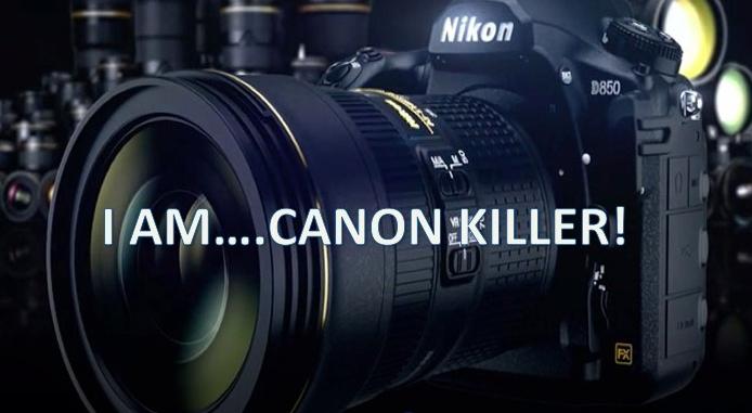 D850 Nikon