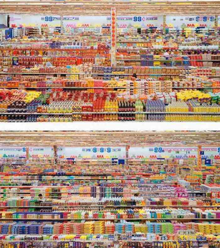 99 cents Gursky