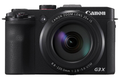 Bridge Canon Powershot G3X