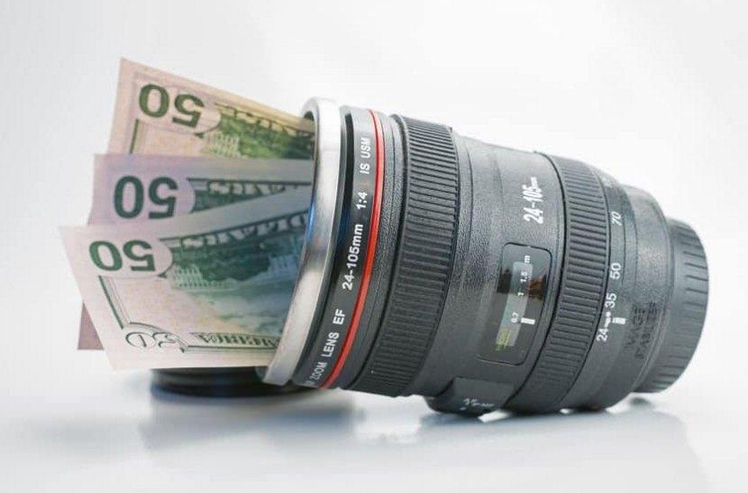 fotografías más costosas