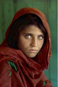 chica afghana