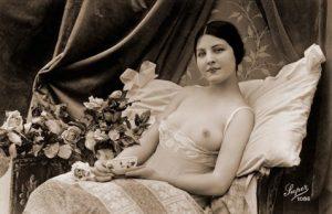 mujer seno