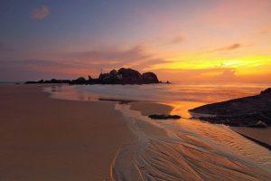 amanecer mar