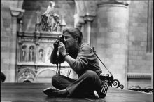 Eve Arnold: la primera mujer reportera de la agencia Magnum