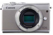 Canon EOS M100, la mirrorless super técnologica