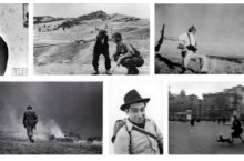 Robert Capa, el grande fotógrafo de guerras