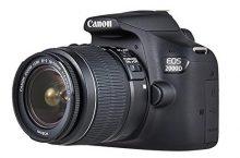 Canon EOS 2000D: reseña completa.