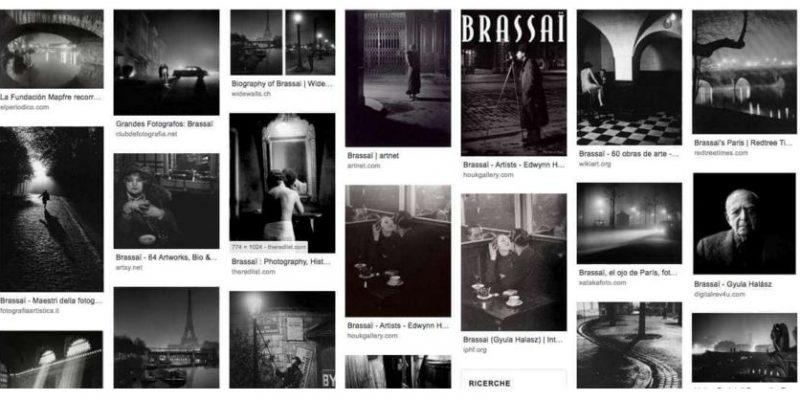 """Brassaï, o """"el ojo de París"""""""