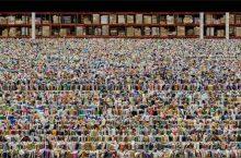 Andreas Gursky: fotos, técnica, estilo, sujetos