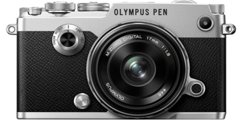 Olympus pen F: Reseña, Características, Precio