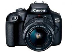 Canon Eos 4000D: Reseña y Características
