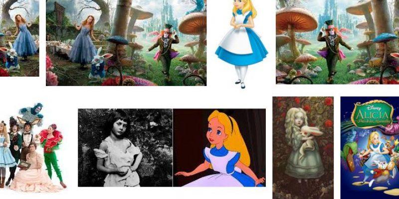 Lewis Carroll: la fotografía encuentra la escritura.
