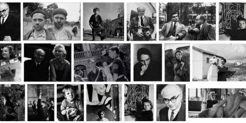David Seymour, el fotógrafo que sabía retratar las almas.