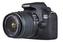 Canon eos Rebel T7: Reseña completa.