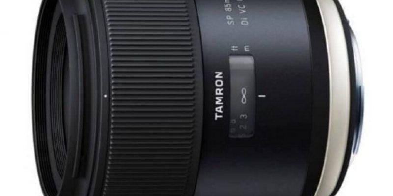 Objetivo Tamron 85 mm SP F1.8 Di VC USD: Reseña completa