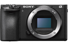 Sony a6500: descubre la mirrorless que está a la par de las DLSR