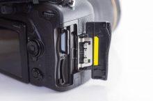 Tarjeta SD: cómo elegir la mejor memory card para tomar fotos